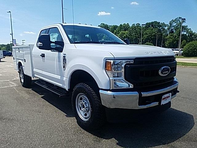 2020 Ford F-350 Super Cab 4x4, Knapheide Steel Service Body #NC55859 - photo 9