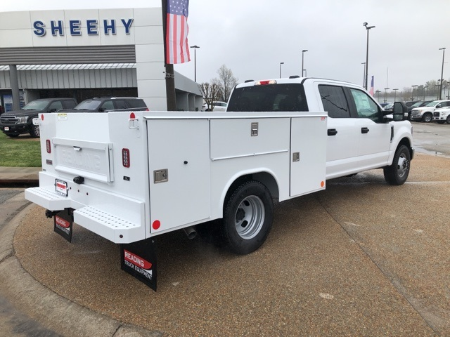 2020 Ford F-350 Crew Cab DRW 4x2, Reading Service Body #NC56033 - photo 1