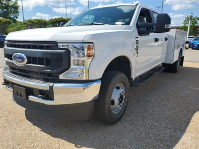 2020 F-350 Crew Cab DRW 4x4, Reading SL Service Body #NC56044 - photo 3