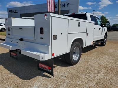 2020 F-350 Crew Cab DRW 4x4, Reading SL Service Body #NC56044 - photo 2