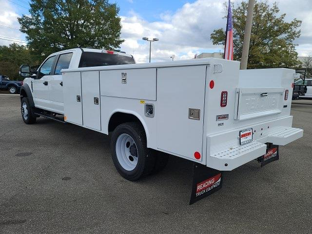 2020 Ford F-450 Crew Cab DRW 4x2, Reading Service Body #NC56051 - photo 1
