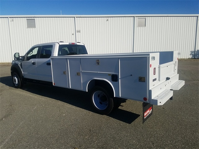 2020 Ford F-450 Crew Cab DRW 4x4, Reading SL Service Body #NC56053 - photo 6