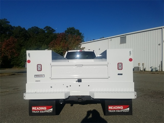 2020 Ford F-450 Crew Cab DRW 4x4, Reading SL Service Body #NC56053 - photo 7