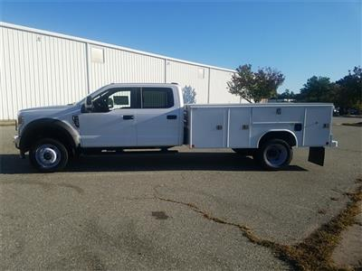 2020 Ford F-450 Crew Cab DRW 4x4, Reading SL Service Body #NC56053 - photo 5