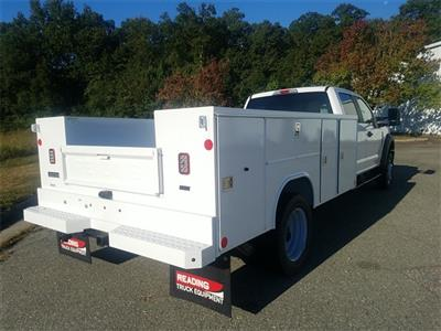 2020 Ford F-450 Crew Cab DRW 4x4, Reading SL Service Body #NC56053 - photo 2