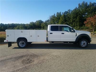 2020 Ford F-450 Crew Cab DRW 4x4, Reading SL Service Body #NC56053 - photo 8
