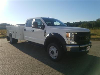2020 Ford F-450 Crew Cab DRW 4x4, Reading SL Service Body #NC56053 - photo 9