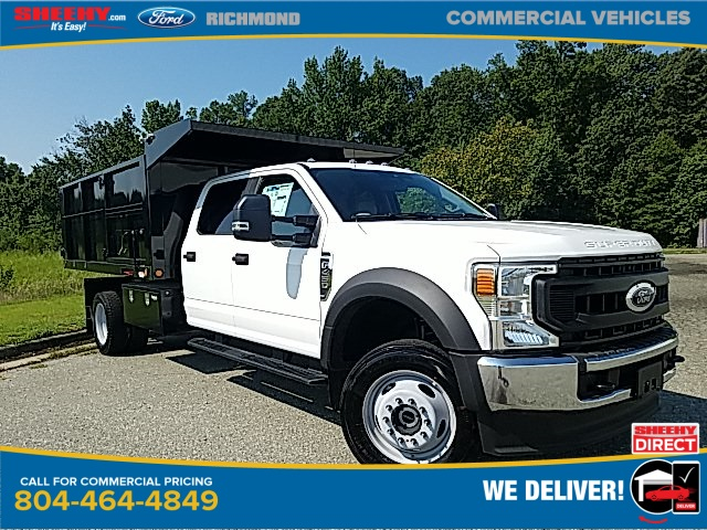 2020 Ford F-450 Crew Cab DRW 4x4, Freedom Landscape Dump #NC56055 - photo 1