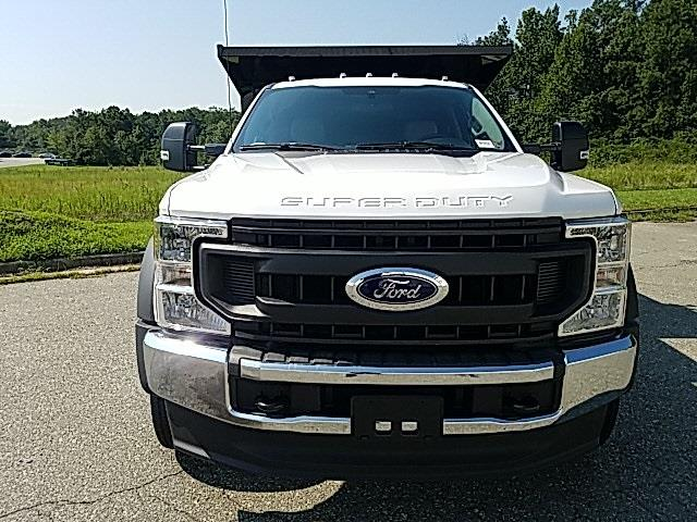 2020 Ford F-450 Crew Cab DRW 4x4, Freedom Canyon Landscape Dump #NC56055 - photo 3
