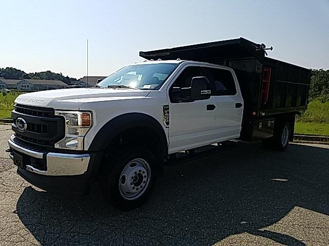 2020 Ford F-450 Crew Cab DRW 4x4, Freedom Canyon Landscape Dump #NC56055 - photo 4