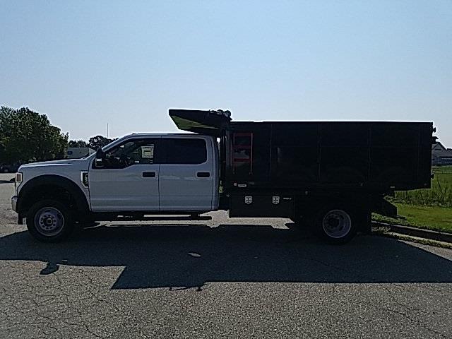 2020 Ford F-450 Crew Cab DRW 4x4, Freedom Canyon Landscape Dump #NC56055 - photo 5