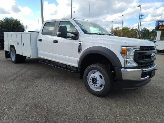 2020 Ford F-550 Crew Cab DRW 4x4, Reading Service Body #NC56057 - photo 1