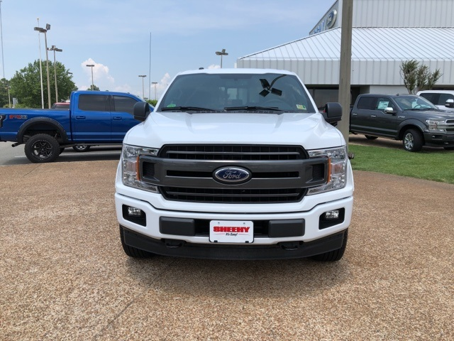 2018 F-150 SuperCrew Cab 4x4,  Pickup #NC61068 - photo 3