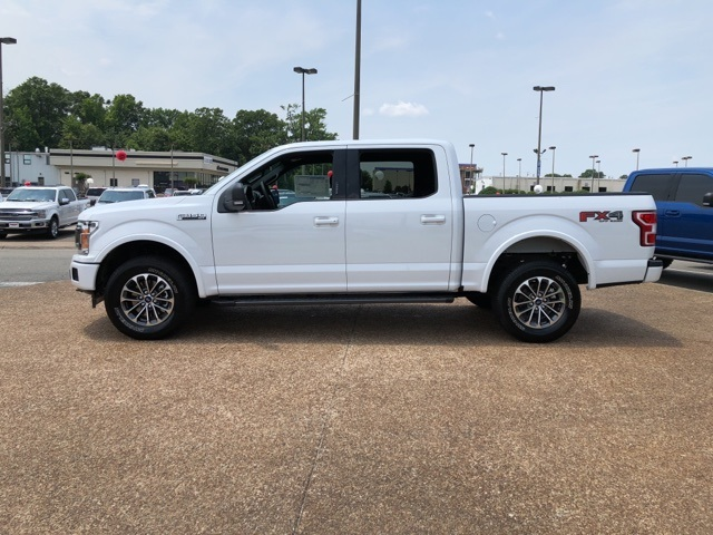 2018 F-150 SuperCrew Cab 4x4,  Pickup #NC61068 - photo 5
