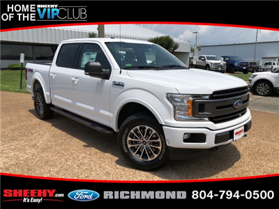 2018 F-150 SuperCrew Cab 4x4,  Pickup #NC61068 - photo 1