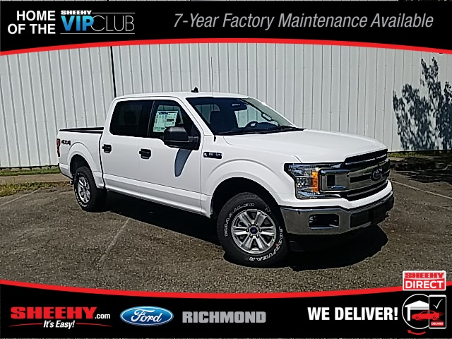 2020 Ford F-150 SuperCrew Cab 4x4, Pickup #NC64620 - photo 1
