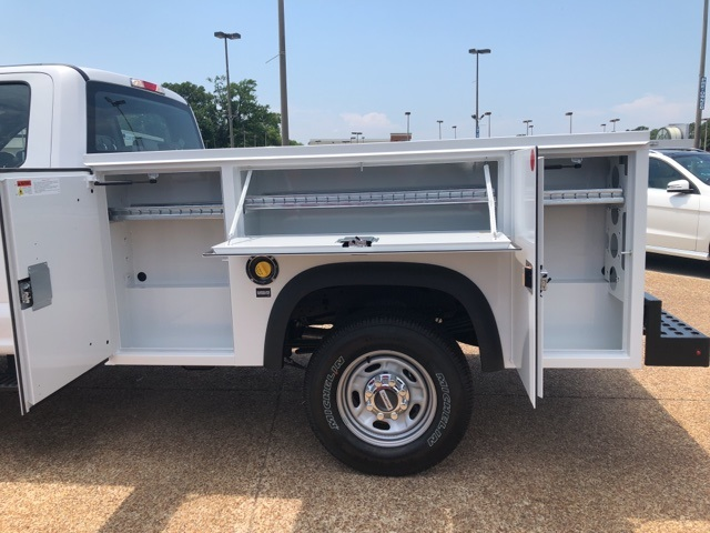 2018 F-250 Super Cab 4x4,  Monroe Service Body #NC70372 - photo 10