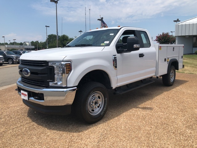 2018 F-250 Super Cab 4x4,  Monroe Service Body #NC70372 - photo 4