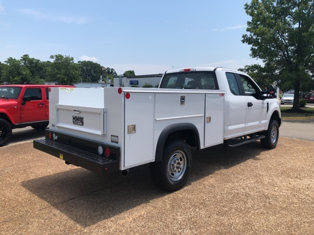 2018 F-250 Super Cab 4x4,  Monroe Service Body #NC70372 - photo 2