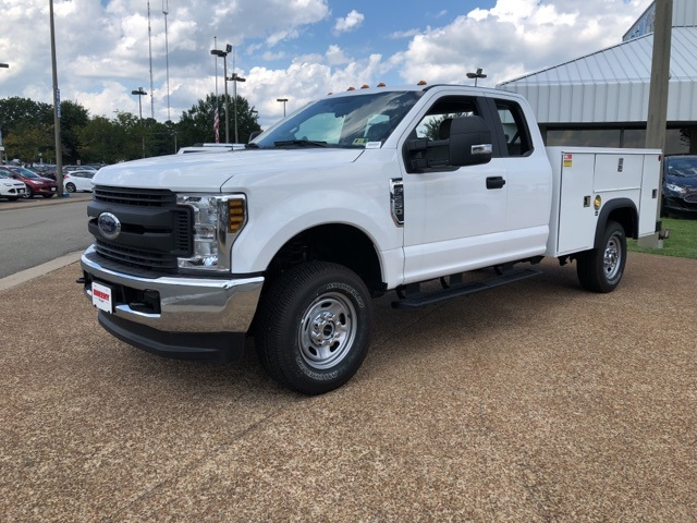 2018 F-250 Super Cab 4x4,  Monroe MSS II Service Body #NC70373 - photo 4