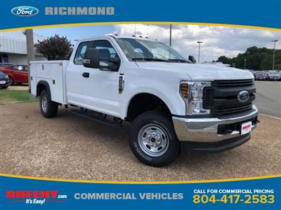 2018 F-250 Super Cab 4x4,  Monroe MSS II Service Body #NC70373 - photo 1