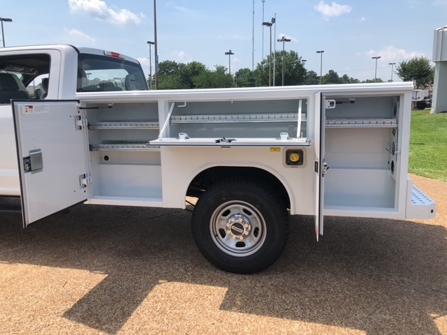 2018 F-350 Crew Cab 4x4,  Reading Service Body #NC70430 - photo 10