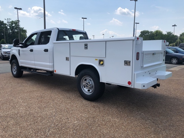 2018 F-350 Crew Cab 4x4,  Reading Service Body #NC70430 - photo 6