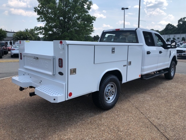 2018 F-350 Crew Cab 4x4,  Reading Service Body #NC70430 - photo 2