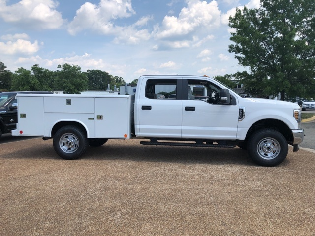 2018 F-350 Crew Cab 4x4,  Reading Service Body #NC70430 - photo 8