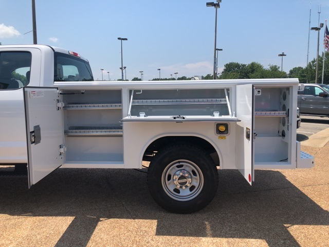 2018 F-350 Super Cab 4x4,  Reading Service Body #NC71098 - photo 10
