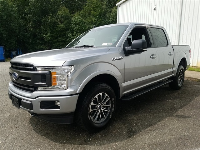 2020 Ford F-150 SuperCrew Cab 4x4, Pickup #NC71582 - photo 4