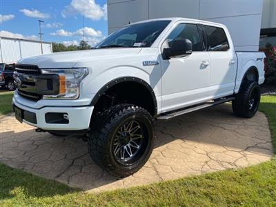 2020 Ford F-150 SuperCrew Cab 4x4, Pickup #NC71583 - photo 4