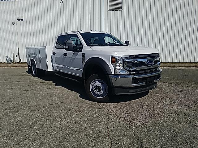 2021 Ford F-550 Crew Cab DRW 4x4, Reading Service Body #NC75420 - photo 1