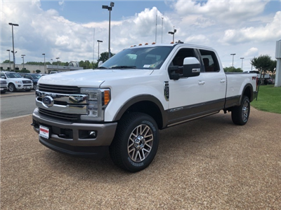 2018 F-350 Crew Cab 4x4,  Pickup #NC75585 - photo 4