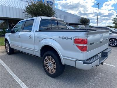 2014 Ford F-150 SuperCrew Cab 4x4, Pickup #NC79557A - photo 3