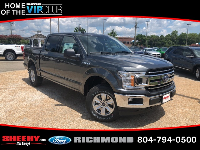 2019 F-150 SuperCrew Cab 4x4,  Pickup #NC79809 - photo 1