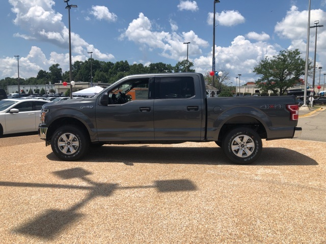 2019 F-150 SuperCrew Cab 4x4,  Pickup #NC79809 - photo 4