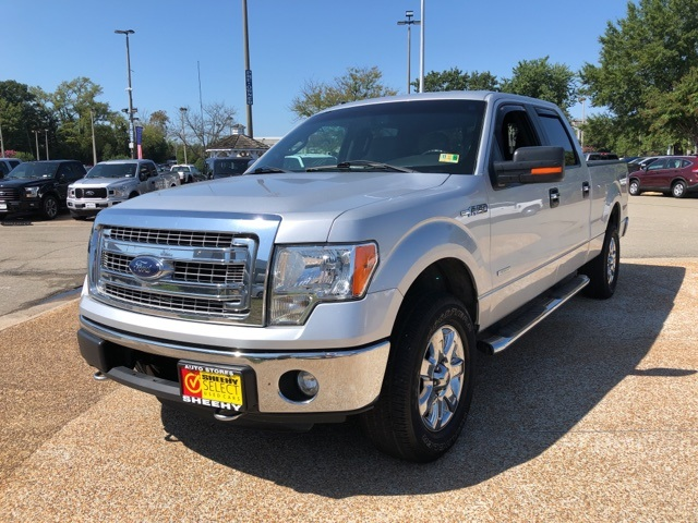 2013 F-150 SuperCrew Cab 4x4,  Pickup #NC79815A - photo 4