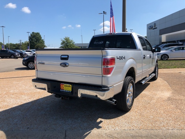 2013 F-150 SuperCrew Cab 4x4,  Pickup #NC79815A - photo 2