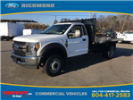 2017 F-550 Regular Cab DRW 4x2,  Freedom Platform Body #NC82176 - photo 1