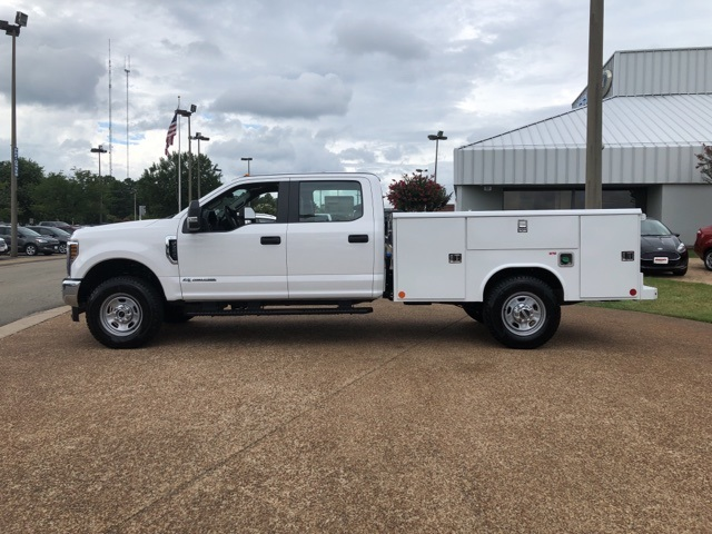 2018 F-350 Crew Cab 4x4,  Reading Service Body #NC82354 - photo 6