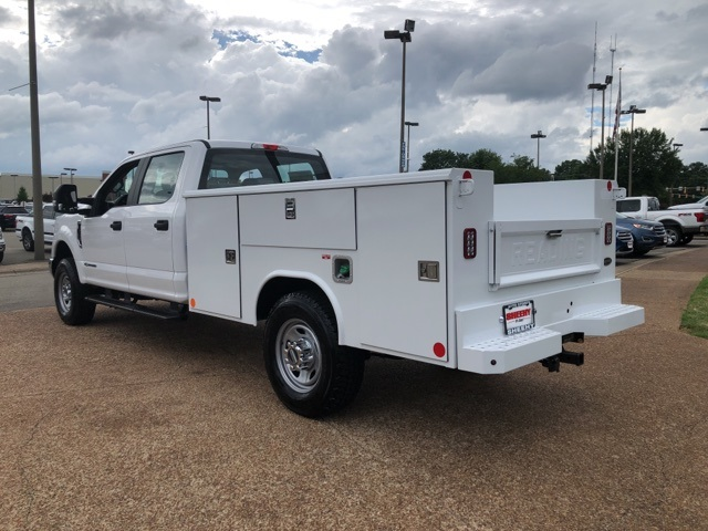 2018 F-350 Crew Cab 4x4,  Reading Classic II Steel Service Body #NC82354 - photo 4