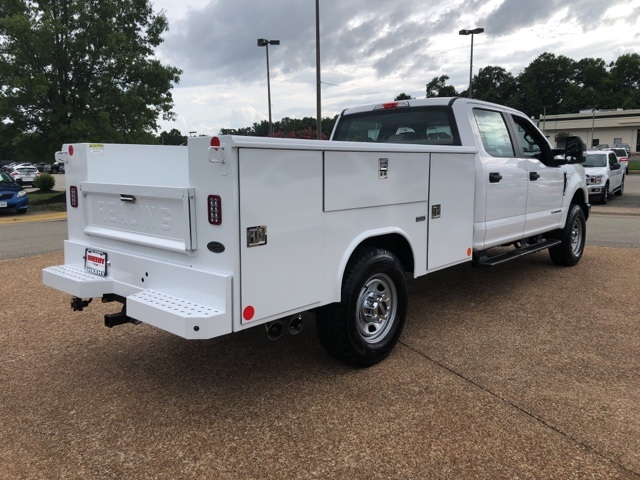 2018 F-350 Crew Cab 4x4,  Reading Classic II Steel Service Body #NC82354 - photo 2