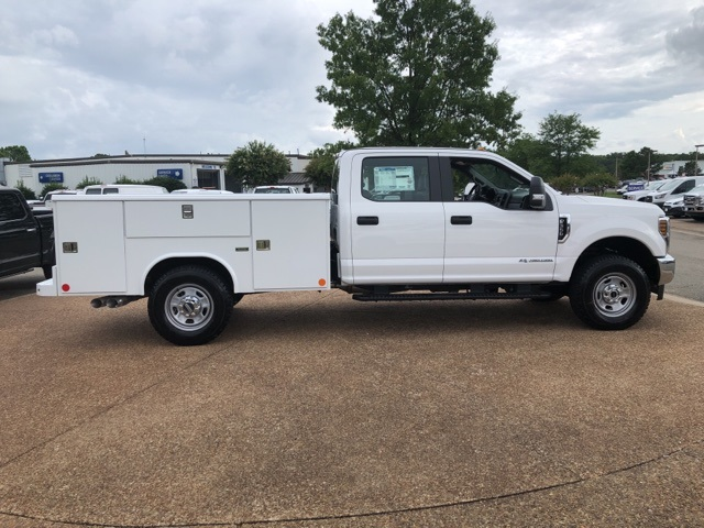 2018 F-350 Crew Cab 4x4,  Reading Classic II Steel Service Body #NC82354 - photo 8