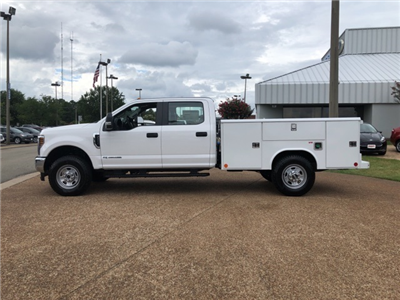 2018 F-350 Crew Cab 4x4,  Reading Classic II Steel Service Body #NC82354 - photo 6