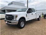 2018 F-350 Crew Cab 4x4,  Reading Classic II Steel Service Body #NC82354 - photo 3