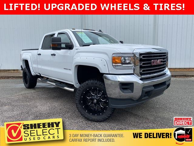 2019 GMC Sierra 2500 Crew Cab 4x4, Pickup #NC86287A - photo 1