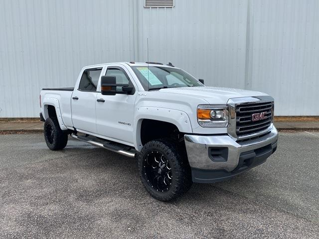 2019 GMC Sierra 2500 Crew Cab 4x4, Pickup #NC86287A - photo 6