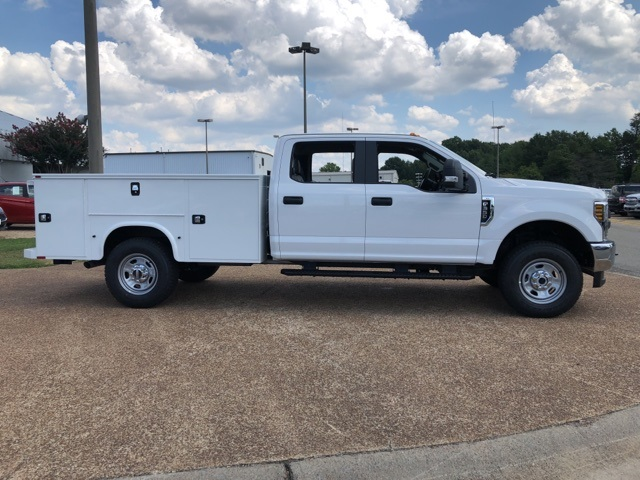 2018 F-350 Crew Cab 4x4,  Knapheide Service Body #NC95281 - photo 8