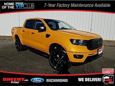 2021 Ford Ranger SuperCrew Cab 4x4, Pickup #ND01360 - photo 1